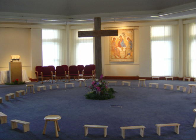 「祈りの部屋」